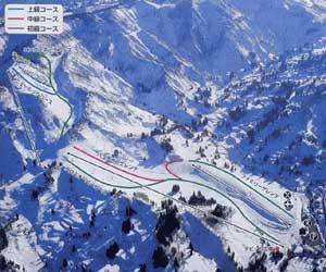 温泉 場 松之山 スキー